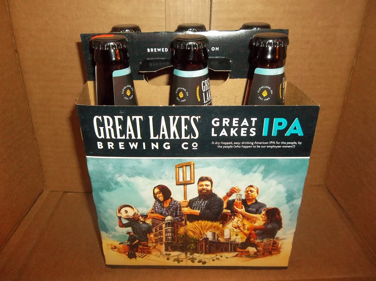 Image result for great lakes ipa ratebeer