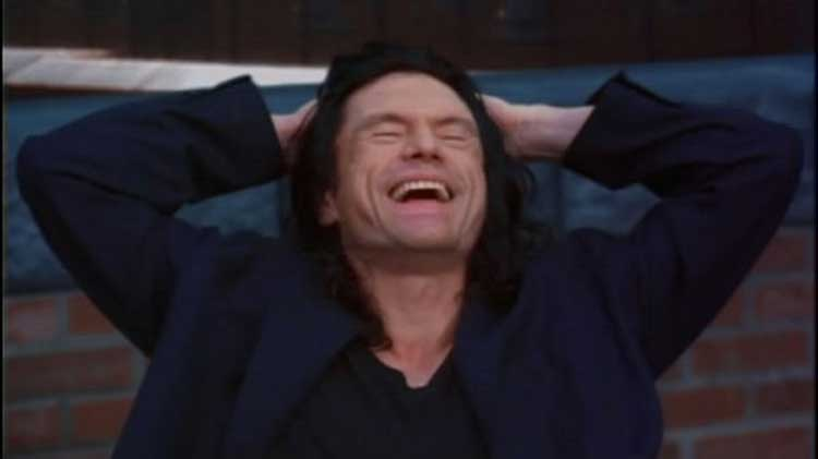 Tommy Wiseau is the ridiculous star of The Room, one of the worst movies ever made.