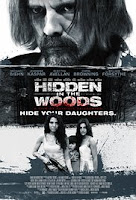Hidden in the Woods (2016) - Poster