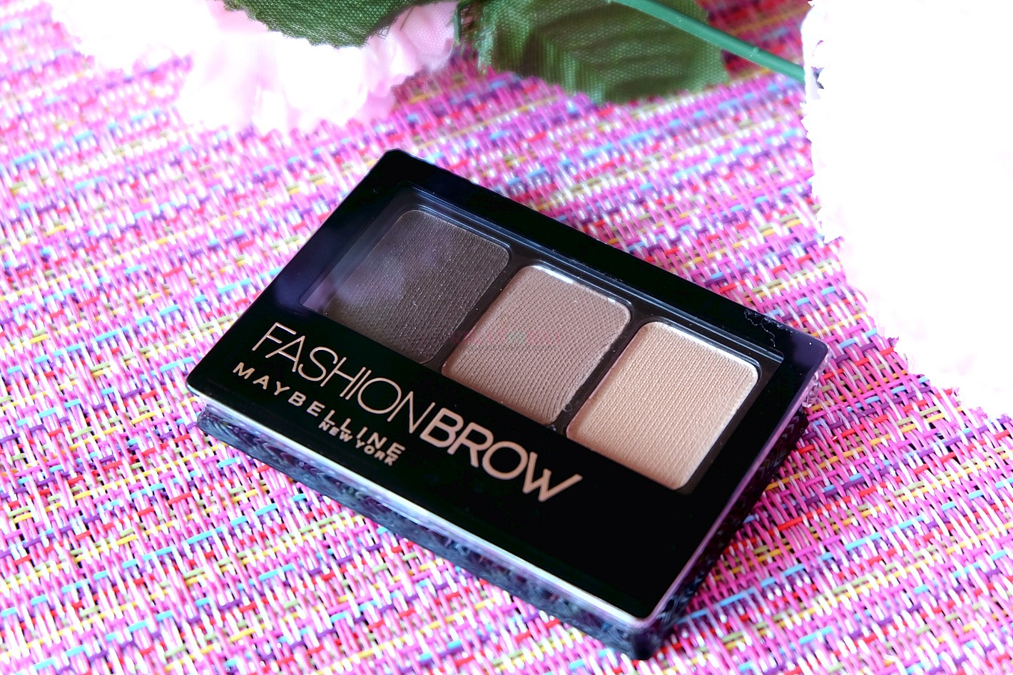 Fashion Brow 3d Contouring Palette Review Maybelline X Calyxta