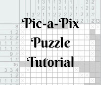 Pic-a-Pix (Paint by Numbers) Puzzle Tutorial by Conceptis Puzzles