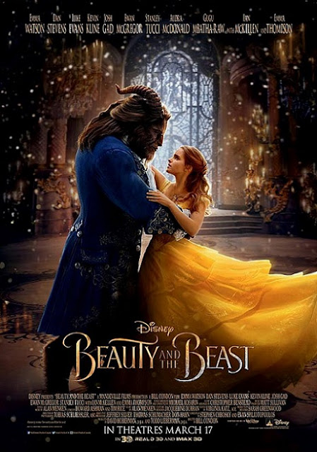 Beauty and The Beast (La Bella y La Bestia) (2017) 720p y 1080p HDRip mkv Dual Audio AC3 (video limpio)