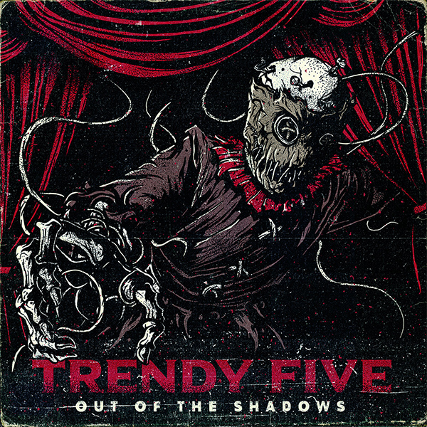 """Skatepunkers Exclusive: Trendy Five stream new album """"Out Of The Shadows"""""""