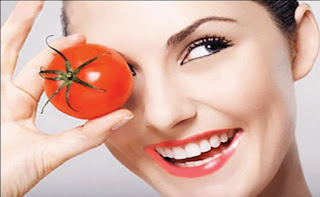 Benefits of Tomatoes for Eyes