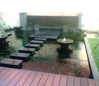 Tukang taman tukang kolam