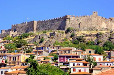 Ανοιχτό ξανά για το κοινό το Κάστρο Μολύβου στη Μυτιλήνη