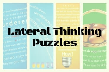 Lateral Thinking Puzzles With Answers-Fun With Puzzles