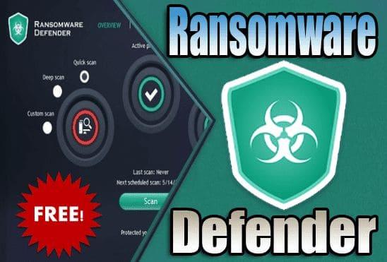 تحميل وتفعيل برنامج Ransomware Defender عملاق الحماية من جميع انواع فيروسات الفدية