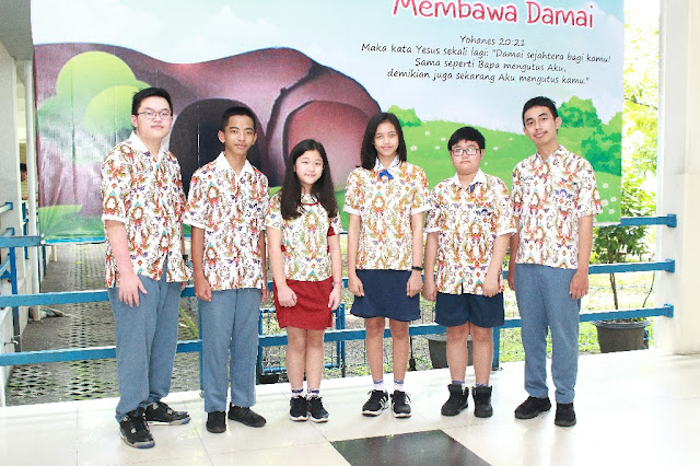 6 Siswa Sekolah Kristen Kalam Kudus Menuju Olimpiade Sains Provinsi