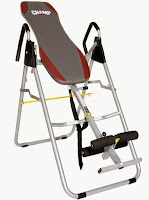 Body Champ IT8070 Inversion Therapy Table, improve your posture, elongate the spine, relieve back pain & muscle aches