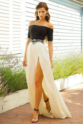 vestidos largos que estilizan