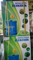 baterai, sprayer elektrik, otomatis, suku cadang lengkap, CBA, Harga, Murah, Gratis, Praktis, Petani, Pertania, Awet, Tahan lama