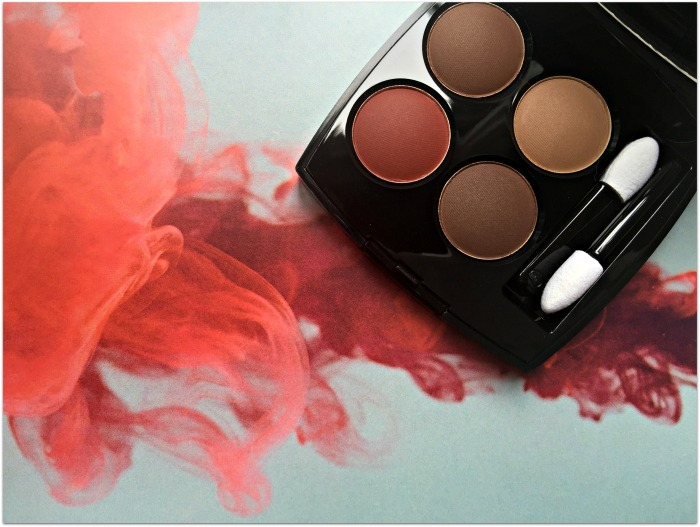 Candeur et Experience eyeshadow Chanel Autumn Makeup Collection