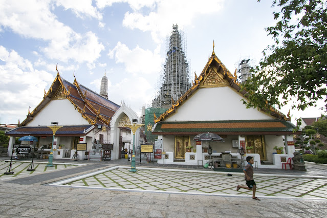 Tempio Wat Arun a Bangkok
