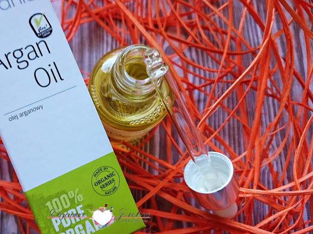 Biotanic, organiczny olej arganowy