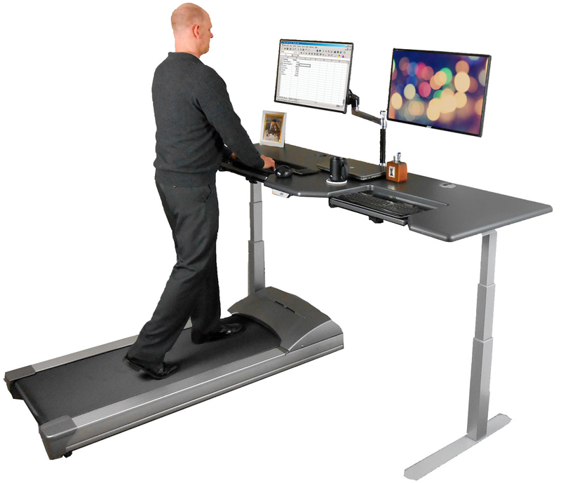 Treadmill For Desk At Work: Life After 42: Having Support Is