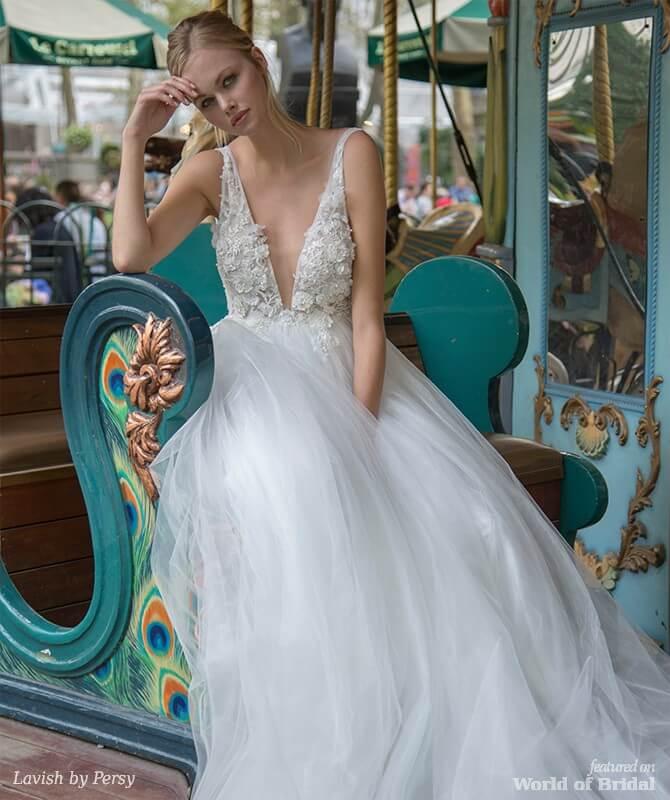 Lavish by Yaniv Persy Fall 2018 Bridal Collection - World of Bridal