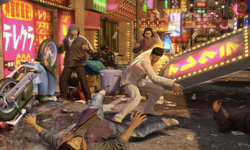 Download Yakuza 0 Highly Compressed