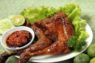 Resep Buka Puasa Ramadan Ayam Panggang