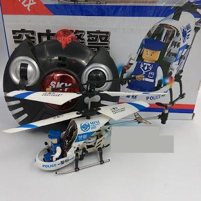 Máy bay mini Police Hot năm 2016