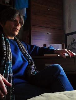 Silvia Claudia Rivas, Ángel Ganivet, Concurso Literario Internacional Ángel Ganive, Retrato de Silvia Claudia Rivast