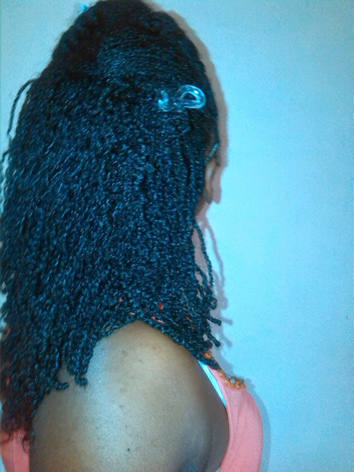 natural hair, long natural hair, afro hair, afro puff, jamaican naturals, caribbean naturals, waist length natural hair, Kreamy Kurls, natural hair blogger, long black hair,natural hair journey, long term transitioner, transitioning hair