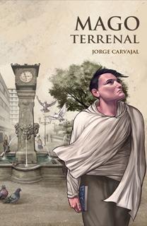 Libro Mago terrenal, de Jorge Carvajal - Cine de Escritor