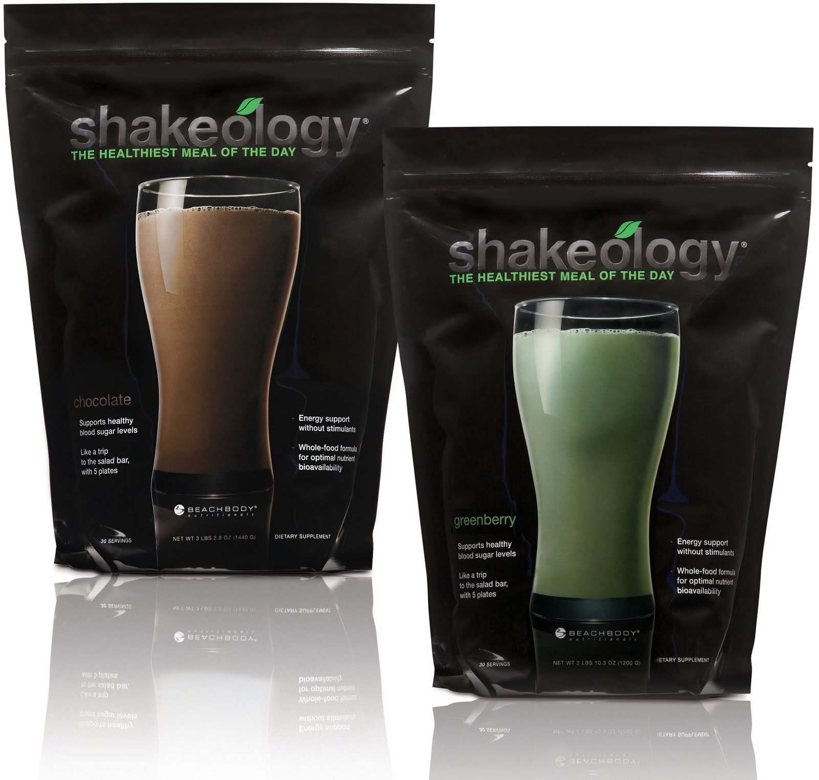 yummy healthy shakeolo...