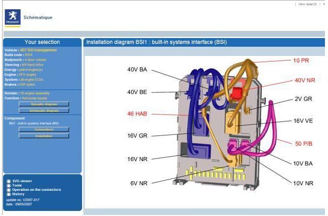 Lexia-3 V48 PP2000 V25 Citroen/Peugeot Diagnostic Tool 2016
