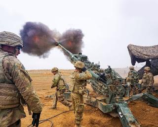 tentara dengan kemampuan terlatih dan mematikan