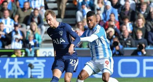 Tottenham Hotspur vs Huddersfield