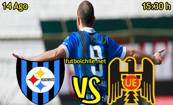 Ver stream hd youtube facebook movil android ios iphone table ipad windows mac linux resultado en vivo, online: Huachipato vs Unión Española