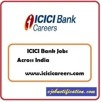ICICI Bank Recruitment 2017 for Sales Officer Apply Online icicicareers.com