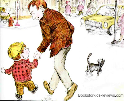 exclusive BooksforKids-reviews image #2 from WILL I HAVE A FRIEND? by Miriam Cohen, Lillian Hoban