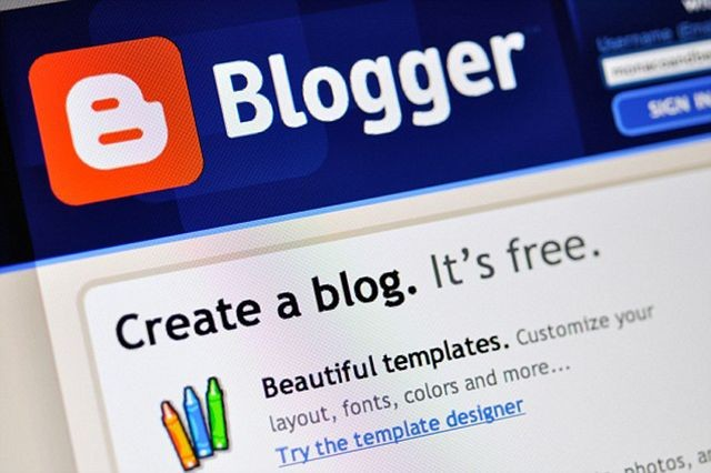 Blogger mudará para Google Blog
