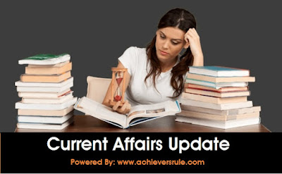 Current Affairs Update - 5th July 2017