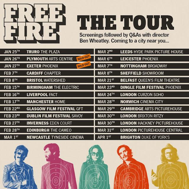 Free Fire Tour