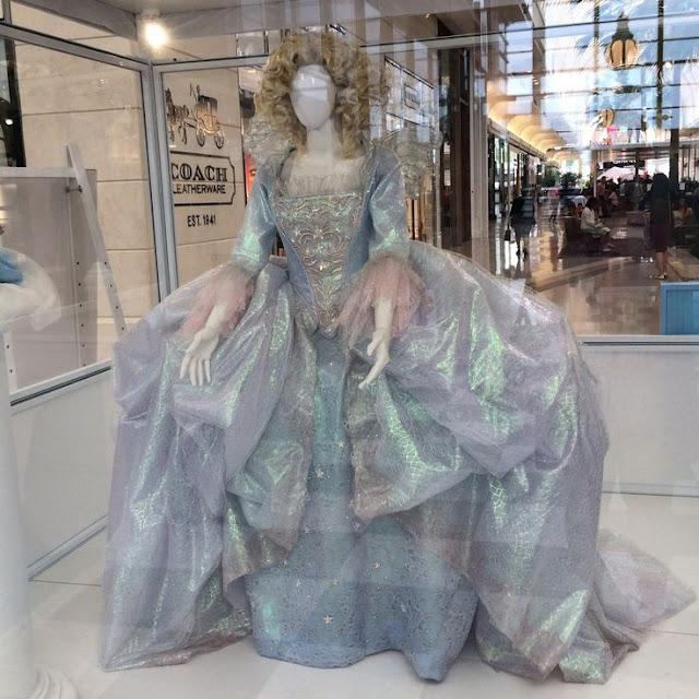 Indicados ao Oscar 2016: Melhor figurino, Sandy Powell, fada madrinha roupa,