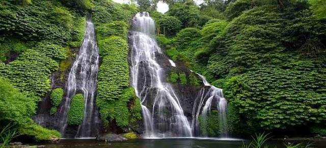 Air Terjun Banyumala, Wanagiri, Sukasada, Bali