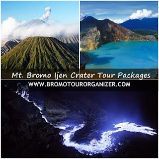 Mount Bromo Ijen Crater Tour Packages 3 Day 2 Nights