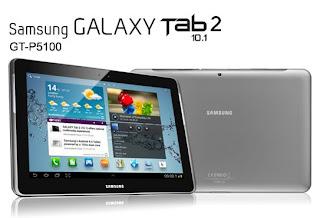 Samsung Galaxy Tab 2 10.1 (P5100) Tablet