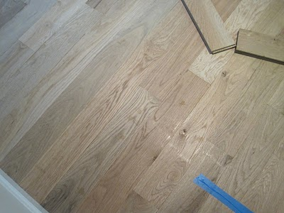 Staining Floors Design Indulgence