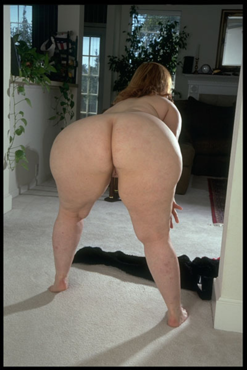 Thick asses
