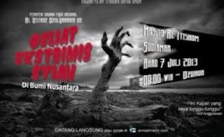 """Download Kajian Islam """"Geliat Ekstrimis Syiah Di Bumi Nusantara"""""""