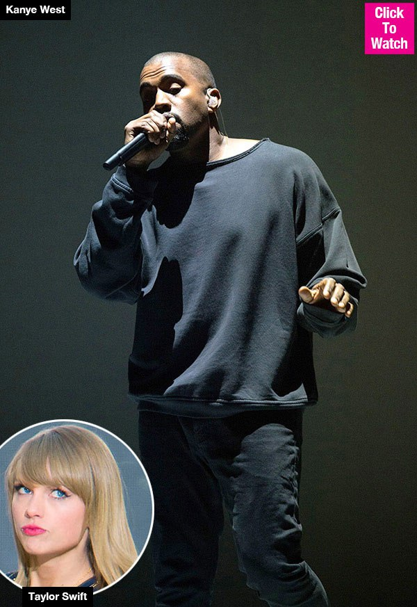Kanye West Fans Yell 'F*** Taylor Swift' As He Performs 'Famous' Three Times