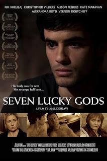 Watch Seven Lucky Gods (2014) movie free online