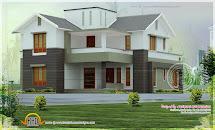 Kerala Home Design And Floor Plans 4 Bedroom Skylight