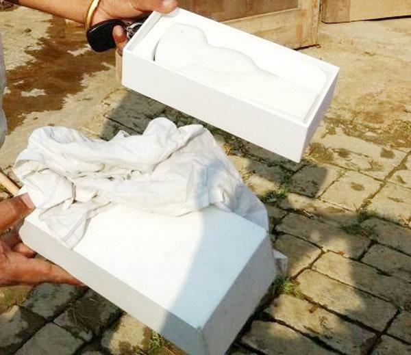 मुख्यमंत्री के इलाके में बने भैंसों के तबेले में हो रही थी लिंग जाँच, दो गिरफ्तार