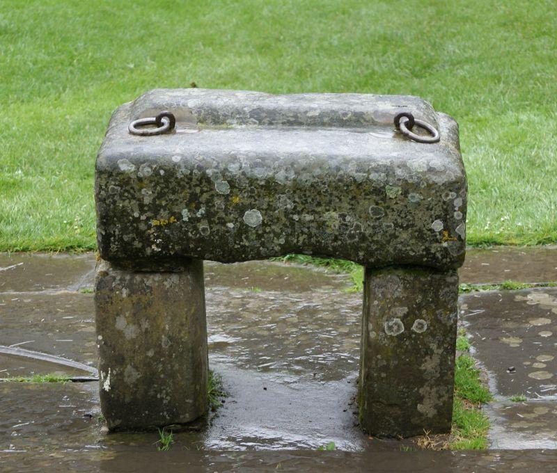 The Stone of Destiny - godswatcher.com