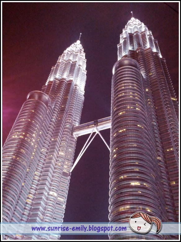 PETRONAS Twin Towers Media Tour